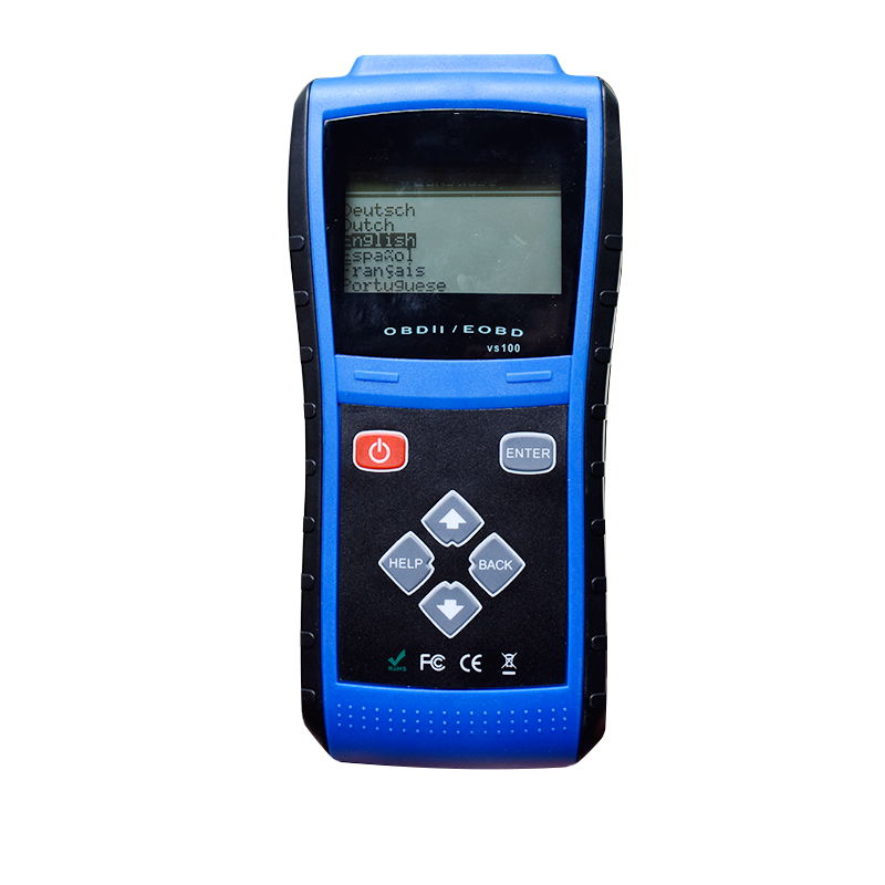Automotive Scanner OBD Car Diagnostic Tool Code Reader Universal OBD2 Scanner u280 1 5 lcd vw audi car diagnostic code reader memo scanner