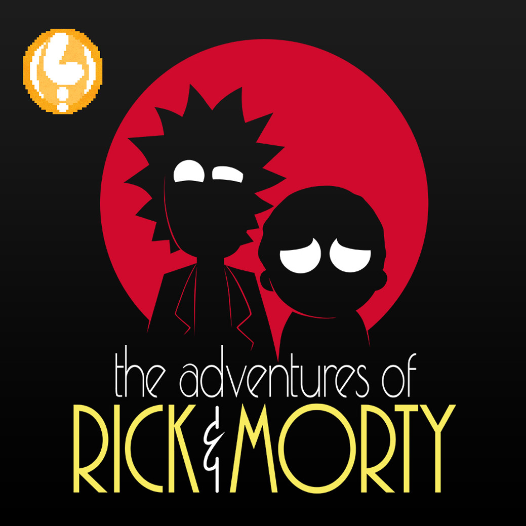 Anatomy Park Rick And Morty Hot Cartoon Animation Poster Vintage