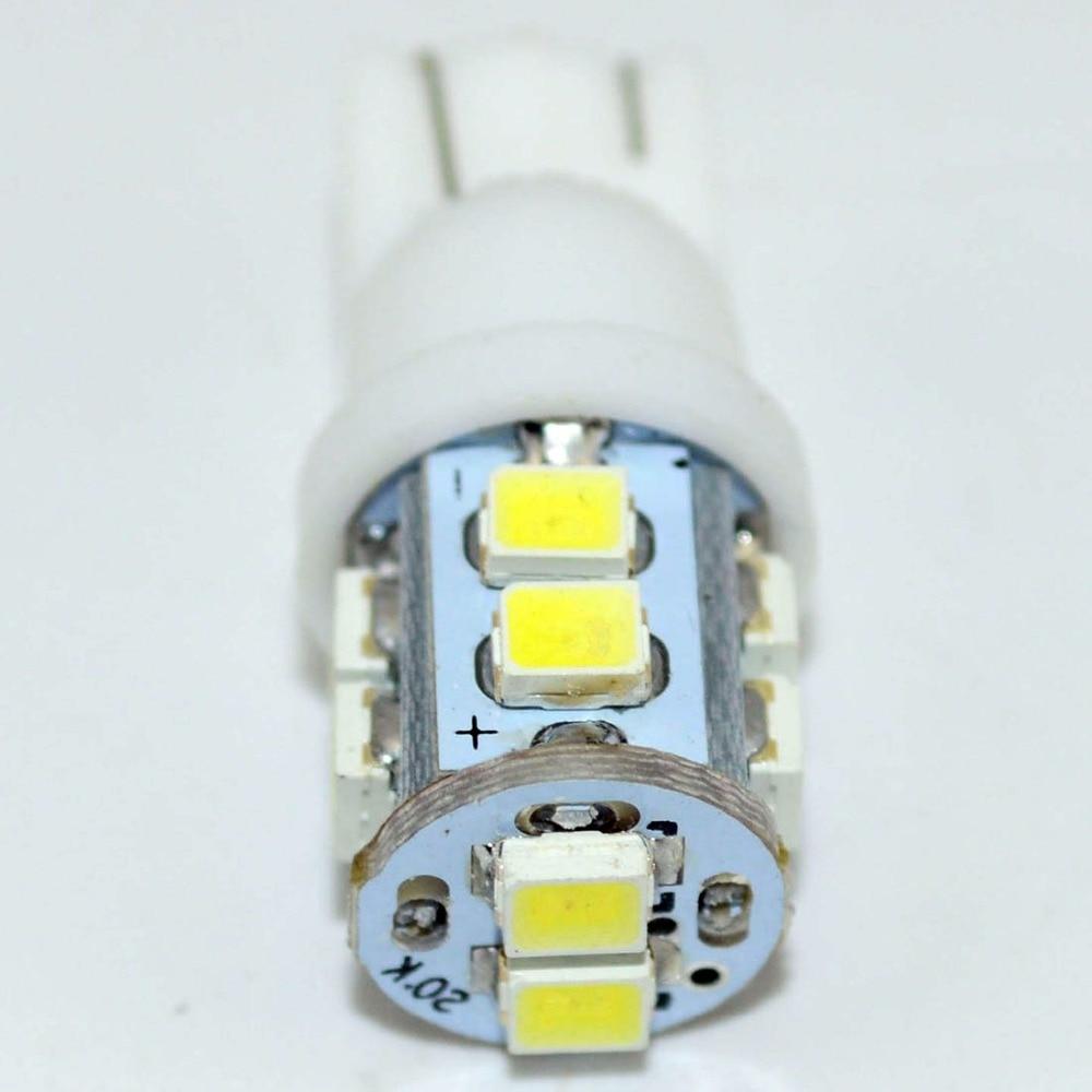 Image 3 - Safego 10 шт. Автомобильный светодиодный свет T10 W5W 168 194 1210 3528 10 SMD авто интерьер сигнальные лампы хвост, Wedge Bulb, работающего на постоянном токе 12 В в 6000 K белый-in Сигнальная лампа from Автомобили и мотоциклы
