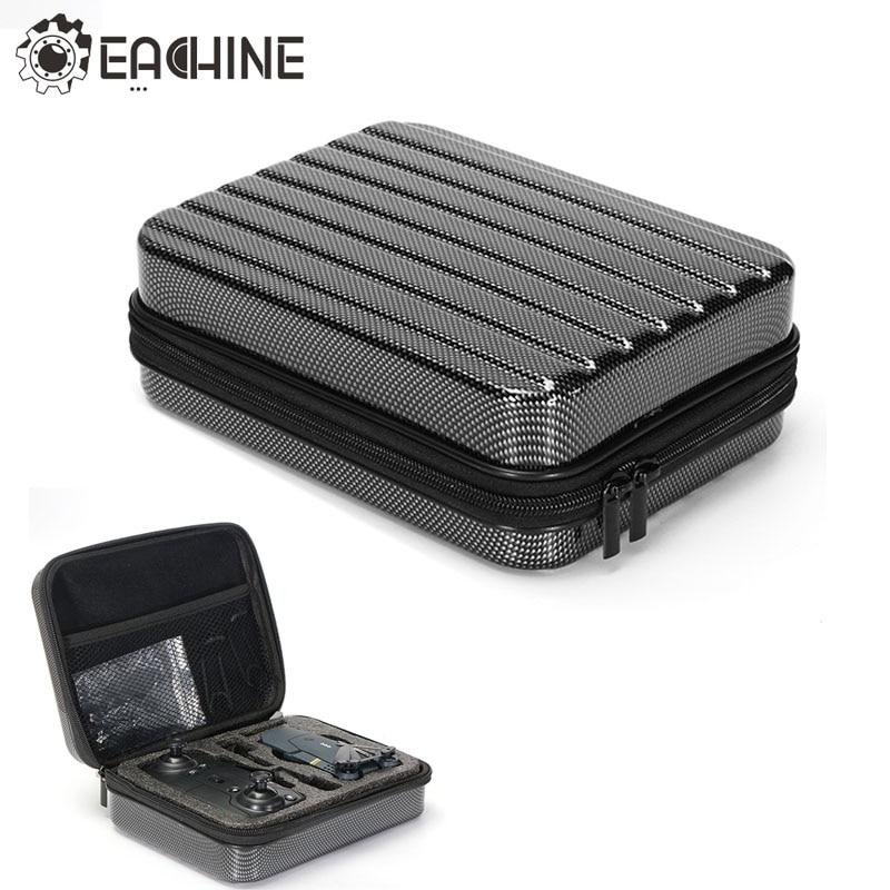Eachine E58 RC Quadcopter Selfie Drone FPV Accessories Hard Shell Waterproof Carrying Case Suitcase Storage Box Handbag Black