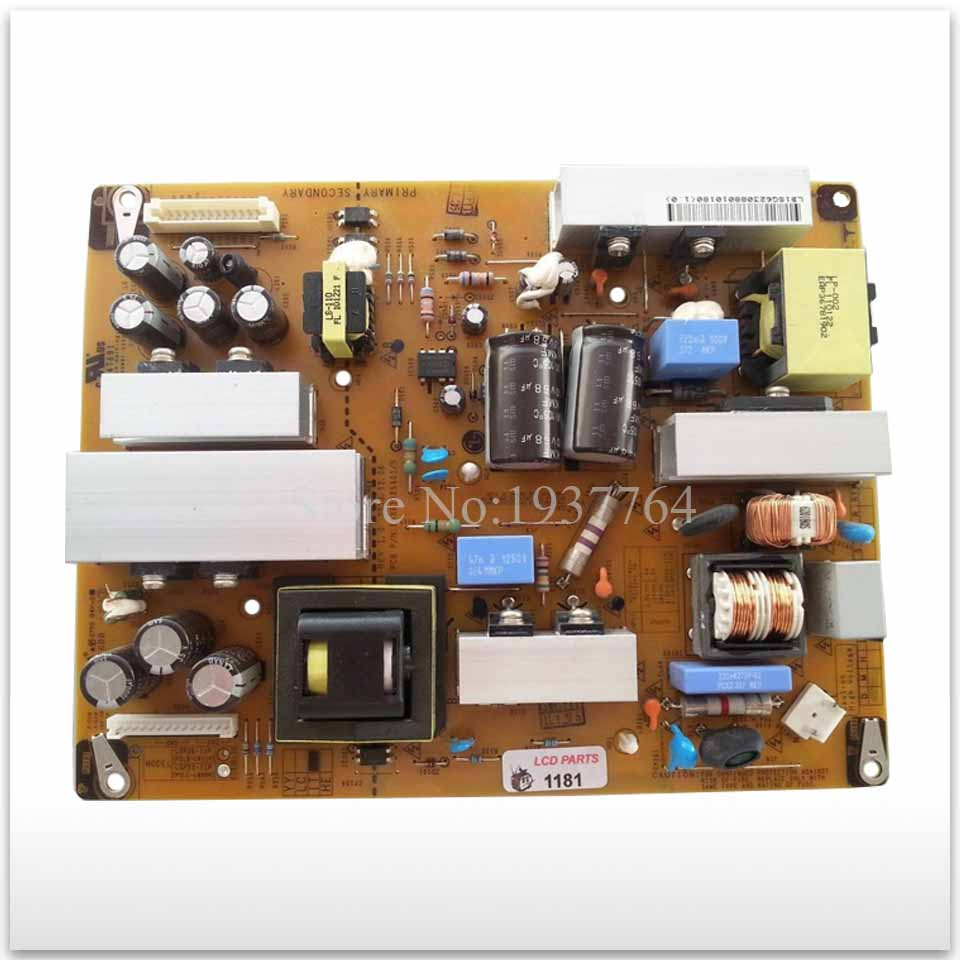 Original 32LD320 32LD325C-CA power supply board LGP32-11P EAX63985401/5 used board original lg32lg30r ta power board lgp32 08h 32lg32 32lg50fr eay4050440