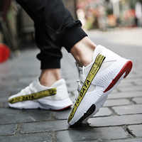 LZJ 2018 chaussures décontractées hommes respirant automne été maille amoureux chaussures marque Femme Chaussure Ultras booste Superstar baskets