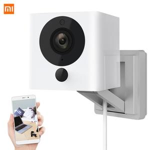 Image 2 - Original Xiaomi Mijia Xiaofang 1S 110 Degree F2.0 8X 1080P Digital Zoom Smart  Camera IP WIFI Wireless  App baby Mini Camaras