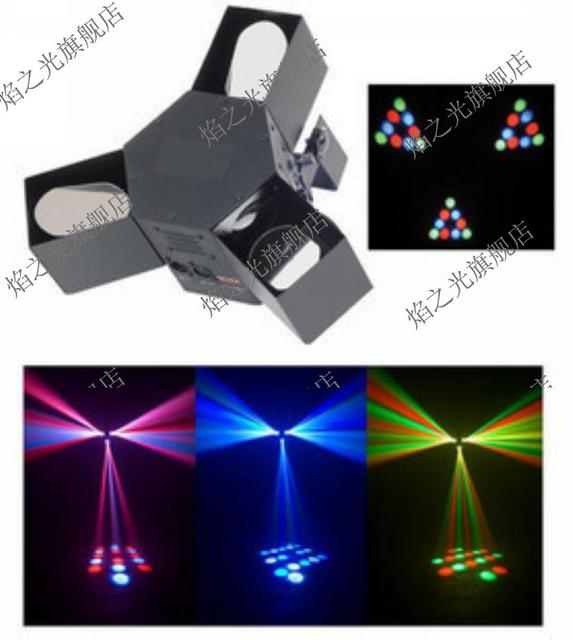 Led fish led scanning light lamp laser light