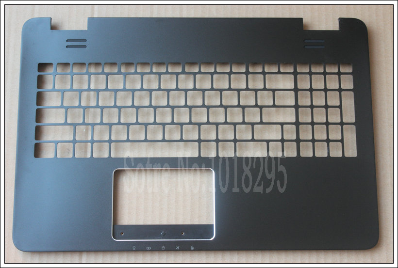 NEW For ASUS G551 G551J G551JK G551JM G551JW G551JX G551VW  C Shell Keyboard laptop Bezel Palmrest Cover NO Touchpad new for acer v5 551 v5 551g english us laptop keyboard notebook palmrest touchpad cover