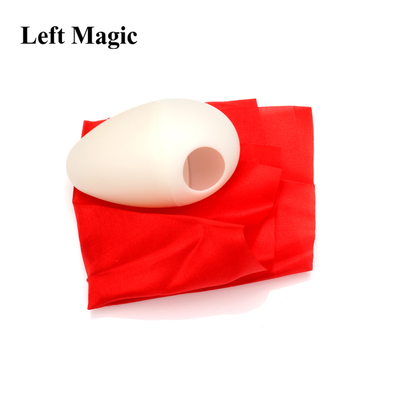 1 Set Silk To Egg Magic Tricks Props Toys For Children E3116