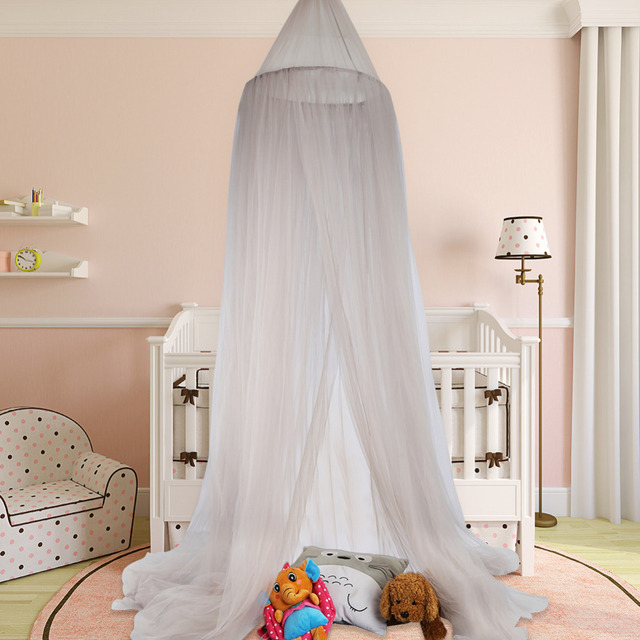 Home Mosquito Net Baby Hang Dome Mosquito Nets Insect Bed Canopy Netting Kids Dossel Circular Bed  sc 1 st  AliExpress.com & Home Mosquito Net Baby Hang Dome Mosquito Nets Insect Bed Canopy ...