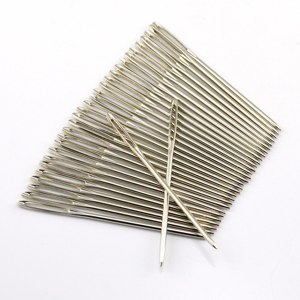 Knitting Stitches On Needle : Aliexpress.com : Buy 30pcs DIY Manual Hand Stitches Needle Sewing Tools Knitt...