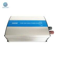 EPever IP500 Solar Power Single Phase Inverter 500W 500VA 12V24V DC To 110V 120V 220V 230V AC Use For Small Field Power Supply стоимость