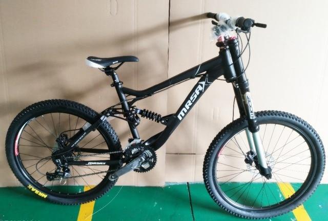 Betere Aliexpress.com: Koop MRSAX dh downhill downhill fiets downhill RA-14