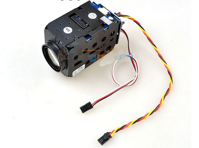 F08994 New FPV Camera HD 1/4 700TVL 1.2G/5.8G 30X Zoom Adjustable Camera PAL System for DIY Quadcopter Hexacopter Telemetry rc aerial photography fpv 1 4 sony 700tvl hd 30x zoom adjustable camera for multicopter 1 2g 5 8g telemetry free shipping
