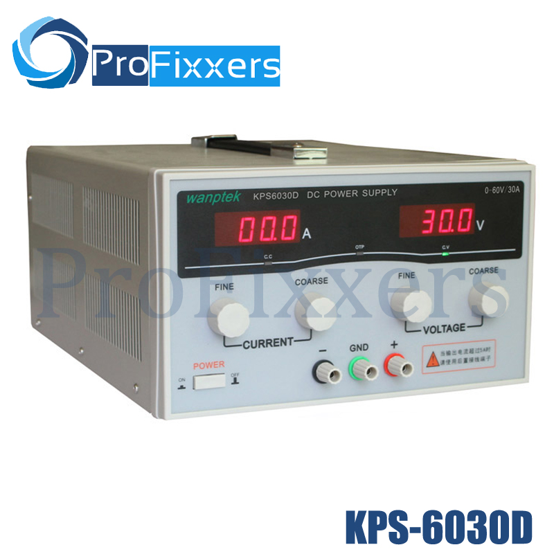 KPS6030D power switching power supply 60V / 30A Adjustable power supply laboratory power supply 360w 12v 30a switching power supply industrial power supply safety equipment power supply