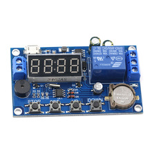 DC 5V Real time Timing Delay Timer Relay Module Switch Contr