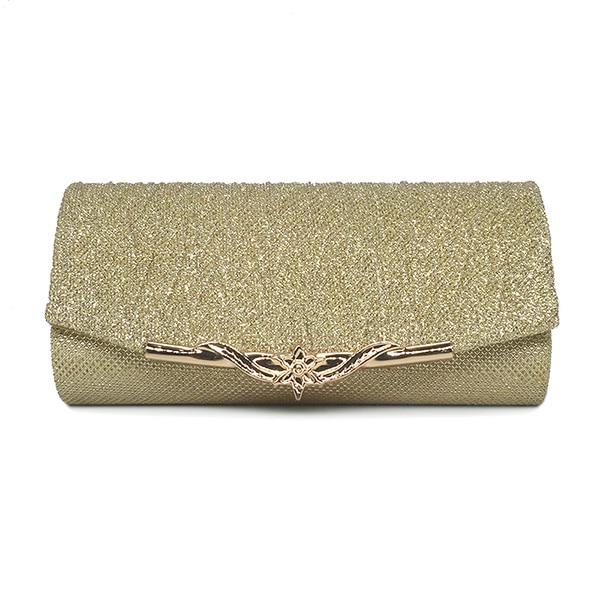 Brand Women Evening Bag 2019 Party Banquet Glitter Bag For Women Girls Wedding Clutches Handbag Chain Shoulder Bag Bolsas Mujer