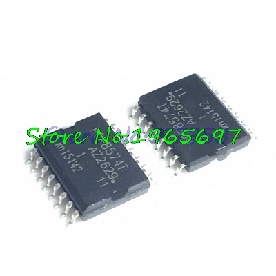 5pcs/lot PCF8574AT PCF8574T PCF8574 SOP-16 In Stock