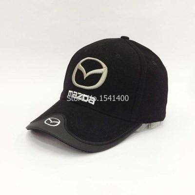 Prix pour Nouveau arrivé Mazda chapeau F1 course chapeau casquette de baseball en gros rouge noir beige bleu colure