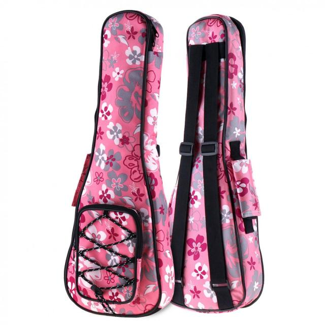 21 inch Colorful Patterned Ukulele Bags