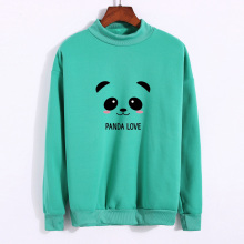 Cute Kawaii Panda Printed Sweatshirt