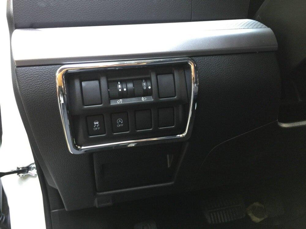 Auto accesorios interiores del coche interruptor de la luz del ajuste para outback 2015 abs - Accesorios coche interior ...