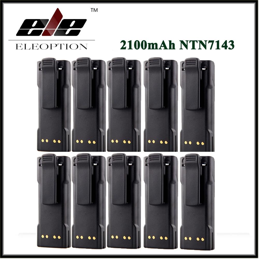 Wholesale Eleoption 10x 2100mAh NTN7143 NTN7144 Battery