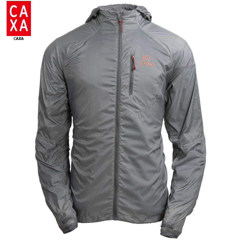Running Rain Jacket Windbreaker