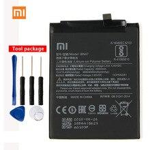 Original Xiaomi BN47 Redmi 6 Pro Phone battery For / Mi A2 Lite 3900mAh