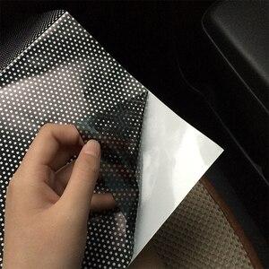 Image 3 - Parasole auto tenda auto auto parasole car ombra adesivi elettrostatici 2 pz/lotto Anti Uv calore insulationWindow sticker 63*42 centimetri