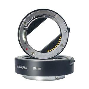 Image 3 - Đế Pin Meike Tự Động Lấy Nét Ống Macro Adapter Ring Cho Sony E Mount NEX3 NEX 5 NEX 7 NEX 6 A7 A7II A7III A6000 a6300 A6400
