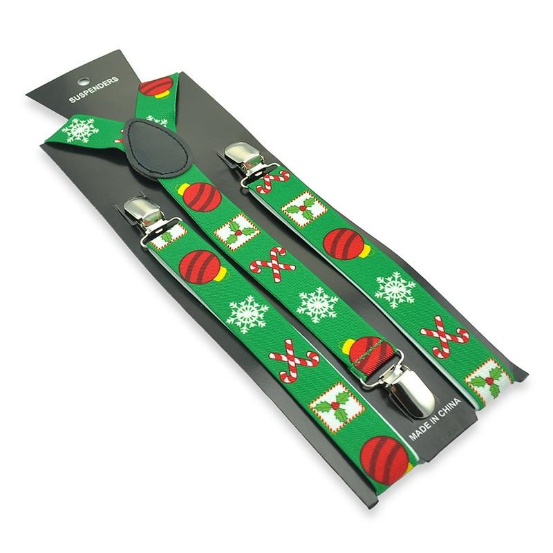 Vánoční dárek Nové 9 vzory Pánské dámské Clip-on rovnátka - Příslušenství pro oděvy - Fotografie 6