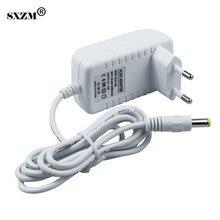 Универсальный 12V2A источник питания белый EU/UK/AU/US штекер AC110-220V к 12В 2А светодиодные полосы освещения трансформатор для 3528 Светодиодные полосы