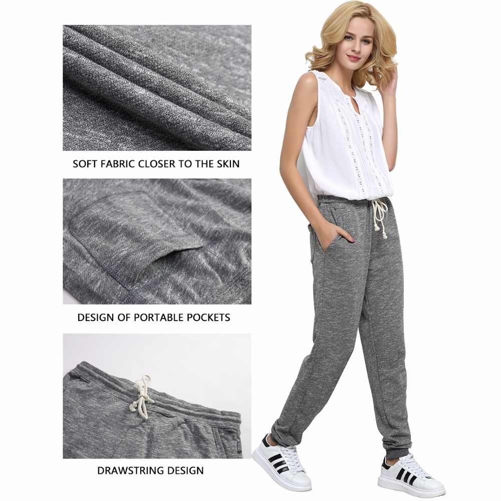 bc54bd4ca ... Sports Pants Female Gray Sweatpants Women's Pants Hot Sweat Pants  Womens Loose Trackpants Trousers Sumer Black ...