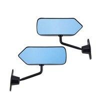2 pcs Carro Espelho Retrovisor Do Carro Grande Angular Espelho Retrovisor Espelhos Laterais Ajustáveis Para Carro SUV Truck Van de Segurança No Trânsito|Espelho e capas| |  -