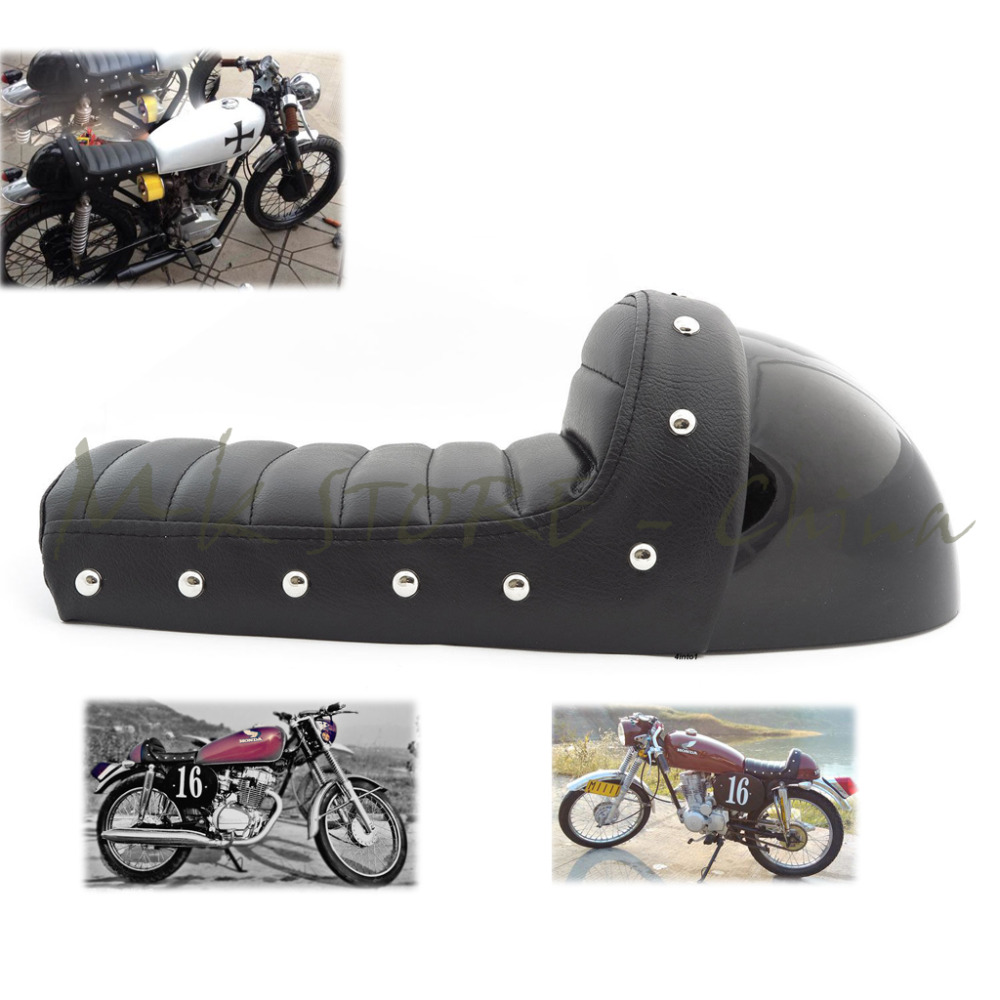 how to add studs to motorcycle seat
