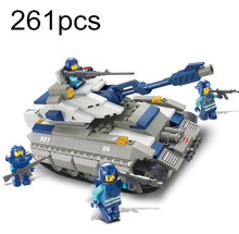 Sluban 0205 Enlighten Building Block Set 3D Construction Brick Toys Educational Block toy for Children compatible with legoe