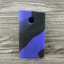 Vape glo mod japen 뜨거운 판매 전자 담배 장식 보호 고무 실리콘 케이스 커버 슬리브 피부 방패 스티커
