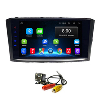 Android 8.1 Car Radio GPS Navi for Toyota Avensis 2004 2008 Car Multimedia Stereo Audio Navigation Sat Nav Head Unit Wifi BT
