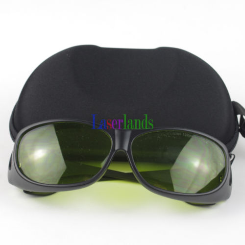 800-1100nm 808nm 980nm 1064nm 1070nm OD4+ Laser Protective Goggles Safety Glasses for Nd: YAG CE SK-3-S4