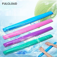FULCLOUD 495*58*22mm New silicone keyboard wrist pad transparent hand pad free shipping