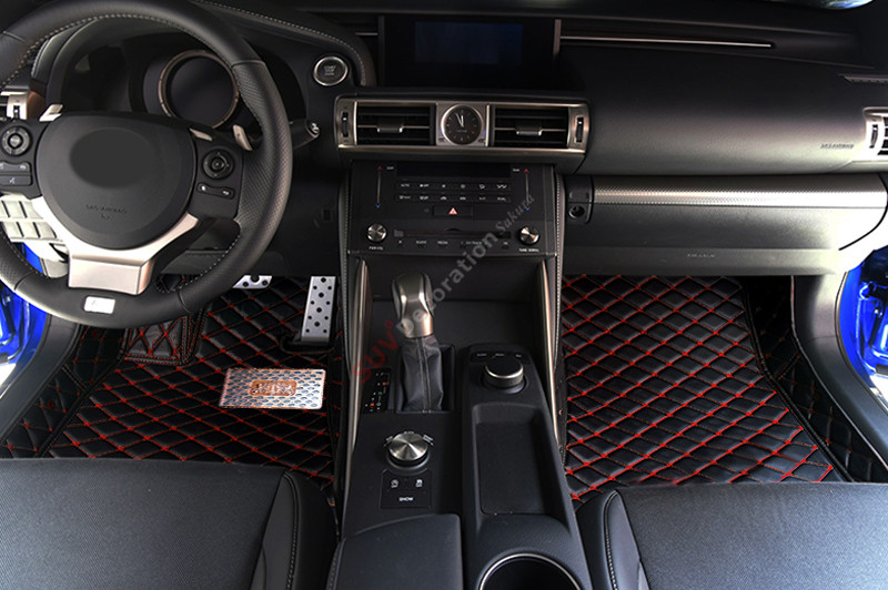 Awesome For LEXUS GS300/350/450 L10 2012   2015 Car Leather Floor Mat Pad Carpet  Foot Mat Full Set