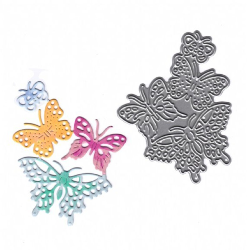 Butterfly Metal Cutting Die Stencil Scrapbooking Paper Card Embossing Craft   R