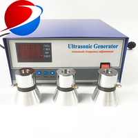 ultrasonic piezoelectric power generator 28khz 40khz Piezoelectric Ultrasonic Power Signal Generator 1000W for cleaning machine
