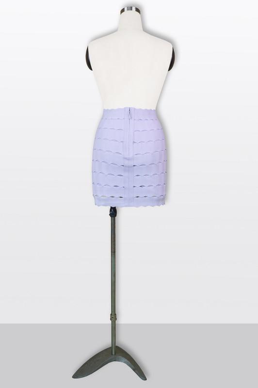 amarillo Calidad azul Vendaje Precio Del Mujer Verano Venta Alta Lápiz Falda Vestido Mini Fábrica Sexy Caliente Negro De púrpura Bodycon qpwTwxH