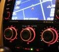 Alumínio AC botão de ar condicionado para Chevrolet Spark Sail Lova Aveo Chery QQ3 QQ6 Qiyun1 Geely MK CK Focus 2 controle do Aquecedor interruptor