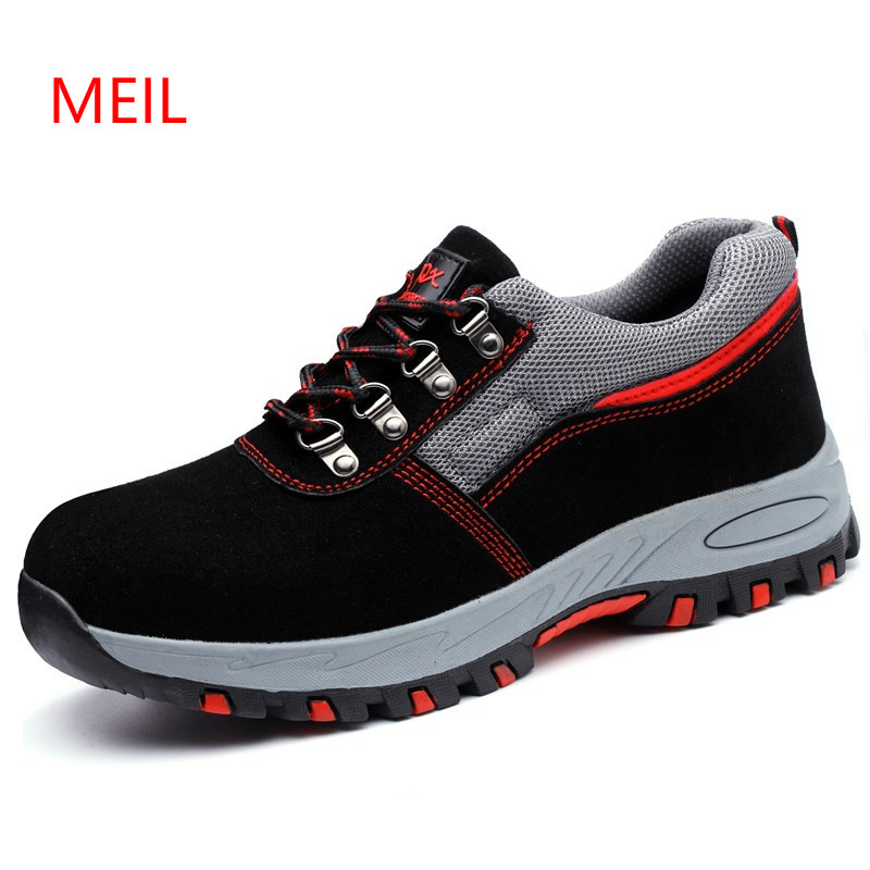 Back To Search Resultsshoes Work & Safety Boots Shoes Man Multi-function Safety Shoes Mens Steel Toe Covers Working Shoes Breathable Summer Tooling Boots Protect Footwear Cs415 Online Discount