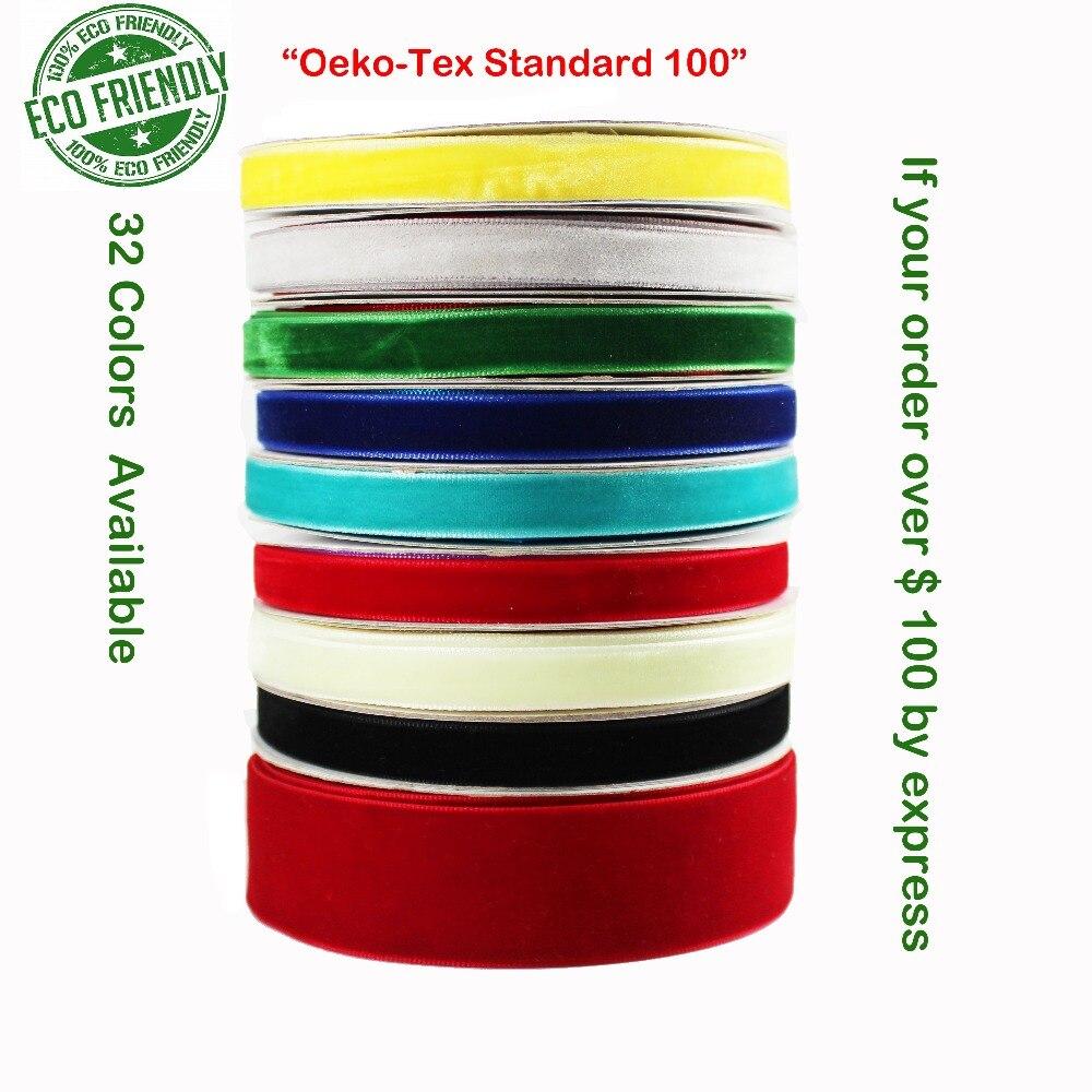 """VELVET 3//8/"""" stretch RIBBON 1 yd BLACK DOLL HATS straps"""