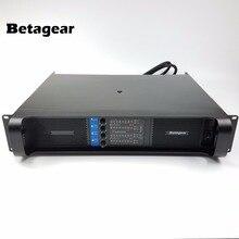 Betagear Lab BT10000q аудио усилитель линейный массив Ампер сабвуфера усилителя звука 10000q gruppen профессиональный усилитель 2500 Вт * 4