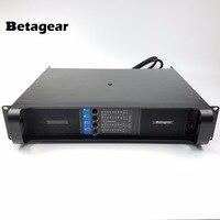Betagear Lab BT10000q Audio amplifier Line Array AMPS Subwoofer Power Amplifier 10000q gruppen Professional amplifier 2500W*4