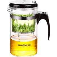 Kamjove качественный элегантный термостойкий чайник, чайный набор, тонкая чашка, художественный чайник