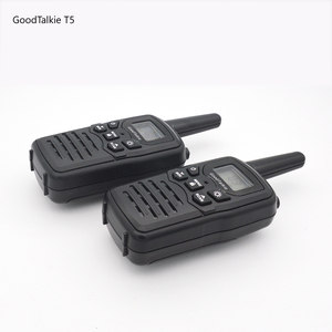 Image 2 - 2pcs GoodTalkie T5 long range two way radios travel walkie talkie 10 km