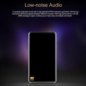 Image 4 - HIDIZS DH1000 Dual Amplificatore Bilanciato 2.5/3.5 millimetri jack per cuffie supporto PCM 24 Bit/192kHz nativo DSD64/128 Hi Res audio